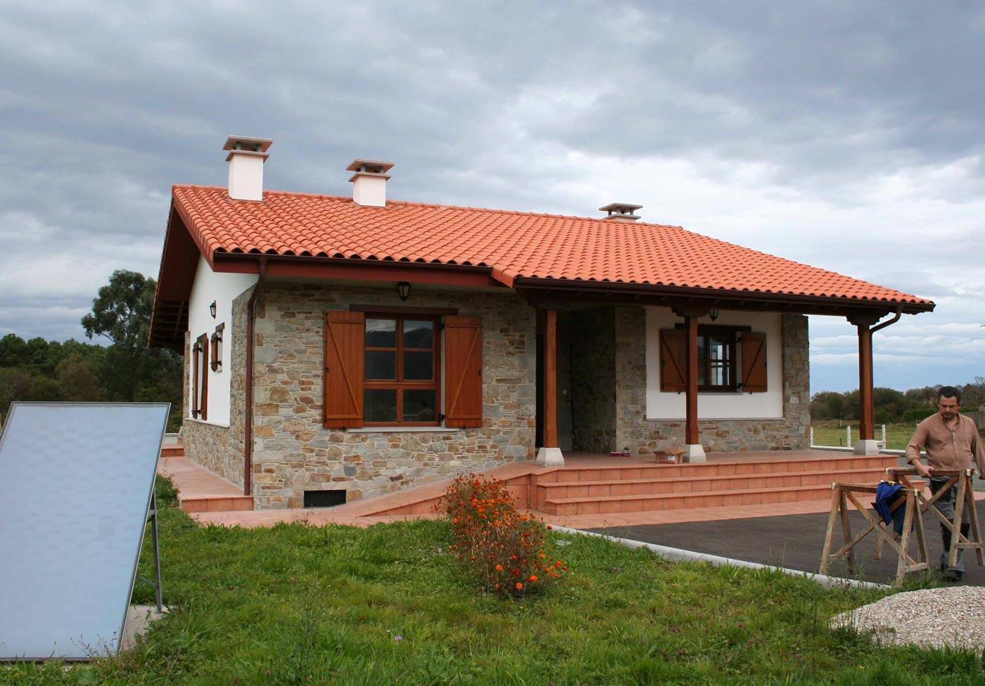 Arquitecto en cudillero asturias ovi ana unifamiliar - Arquitectos asturias ...