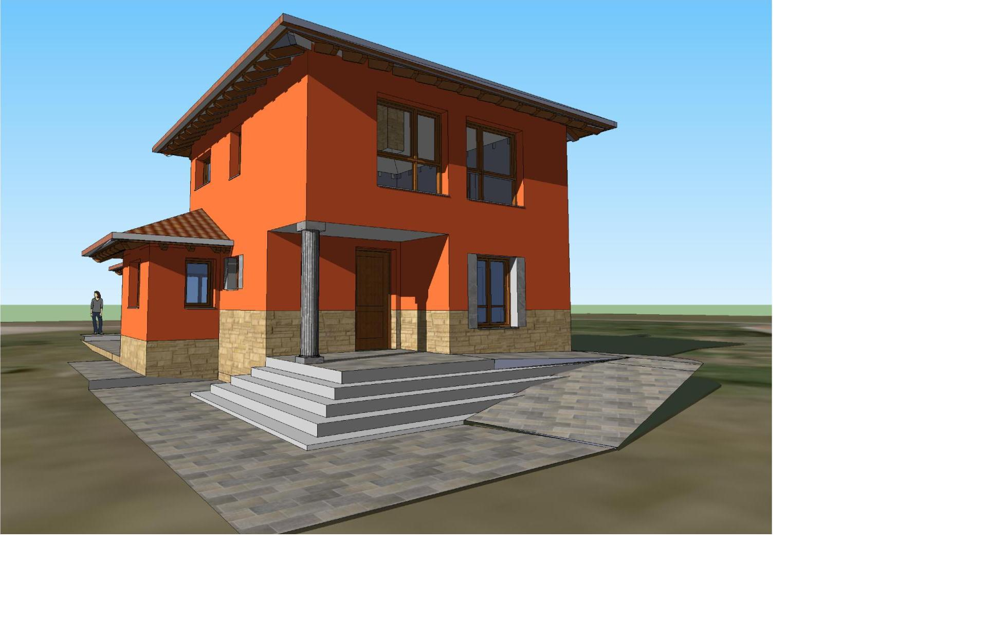Arquitecto en cudillero asturias vista exterior 2 - Arquitectos asturias ...