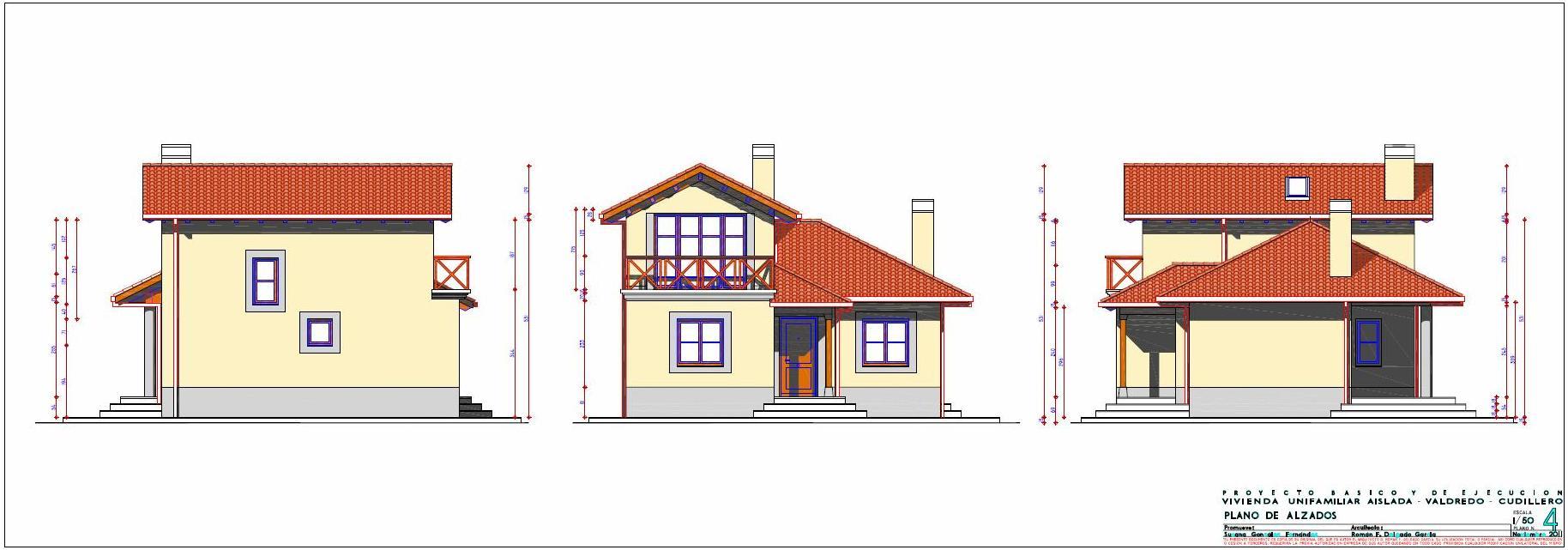 Perfect viviendas unifamiliares pequenas for Planos de viviendas unifamiliares