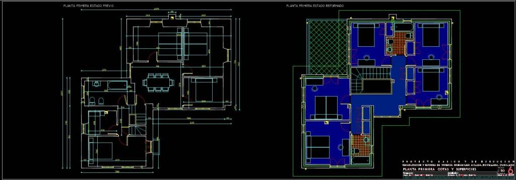 Rehabilitación, arquitecto Román F. Delgado