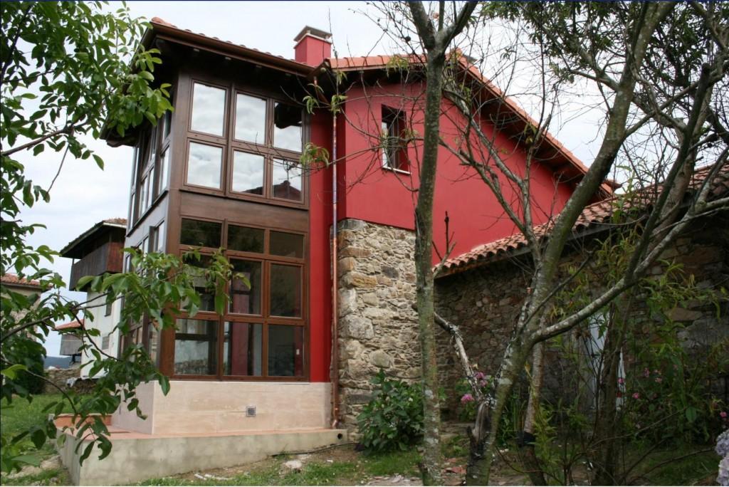 Rehabilitación de pajar para vivienda, San Cosme, Cudillero